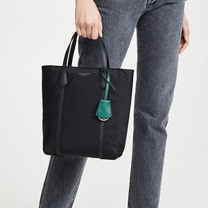 NEW Tory Burch Perry North/South Nylon Tote $248